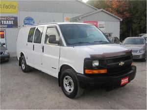 2005 Chevrolet Express|SHELVING|NEW TIRES|CLEAN UNIT