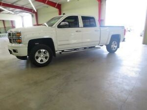 2014 Chevrolet Silverado 1500 Loaded Leather 4x4 5.3L