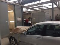 GARAGE FOR SALE - Car Body Repair and Paint