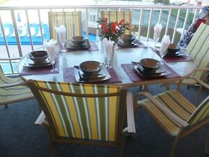 Beach Front 3 BR's Condo Apaerment Clearwater Florida USA