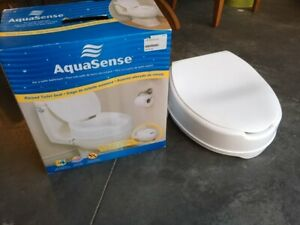 Surprising Raised Toilet Seat Local Health Special Needs Items In Bralicious Painted Fabric Chair Ideas Braliciousco