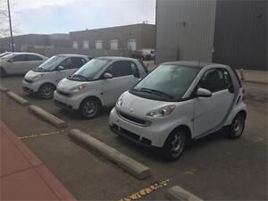 2012 Smart fortwo one left