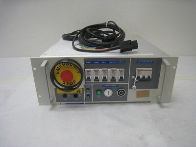 Electro Scientific Instruments Sc15008 Ac Power Control Unit 76890