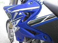 YAMAHA YZ 250 2008 ROAD LEGAL REG MX MOTO CROSS OFF ROAD BIKE @ RPM OFFROAD