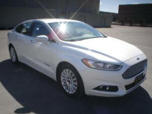 2015 Ford Fusion SE Hybrid,gas saer,LEATHER,BACK UP CAMERA