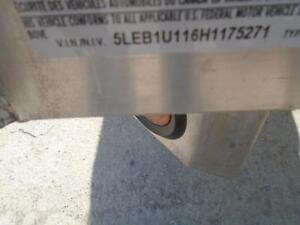 SOLID SIDED ALL ALUMINUM UTILITY TRAILER - LIGHT WEIGHT 3YR WRTY London Ontario image 7
