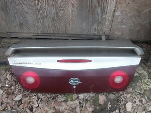 2000 -2005 Chevy Impala trunk lid