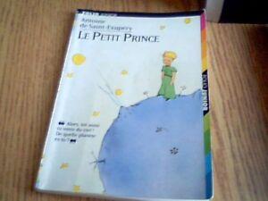 Le petit prince  Antoine de Saint Exupéry Folio Junior #100