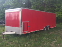 ATC 28ft Trailer - Original Owner - Great Condition