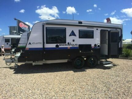 2018 Atlantic Caravans Endeavour 196 RD LTD Chevallum Maroochydore Area Preview