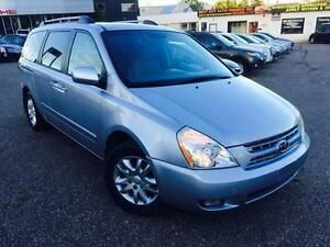 "2008 Kia Sedona EX  "" OCTOBER ROCK BOTTOM BLOW OUT SALE !!!"""