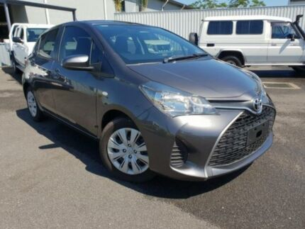 2015 Toyota Yaris NCP130R MY15 Ascent Graphite 5 Speed Manual Hatchback Atherton Tablelands Preview