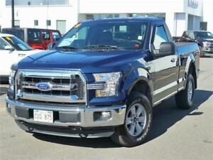 2016 Ford F-150 XLT (Regular Cab)