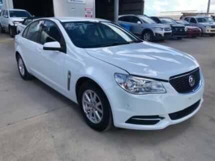2014 Holden Commodore VF Evoke White 6 Speed Automatic Sedan Bohle Townsville City Preview