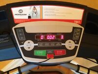 Top quality Treadmill in mint condition, less than 1/2 price, folding with many features.