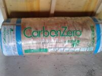 Insulation - 7 and a half rolls - £50
