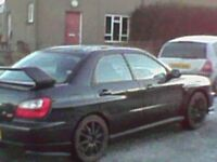 2 X IMPREZA TURBO'S BARGAIN DEAL
