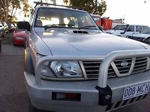 2002 Nissan Patrol Wagon Mount Louisa Townsville City Preview