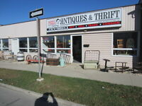 BRIAN'S CORNER ANTIQUES & THRIFT OPEN TUES - SUN