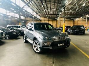 2008 BMW X5 E70 SD Steptronic Grey 6 Speed Sports Automatic Wagon Port Melbourne Port Phillip Preview