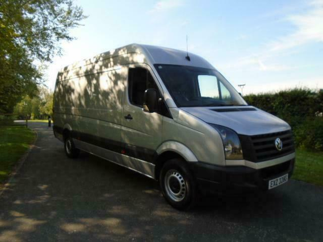 Volkswagen Crafter 2 0TDi ( 136PS ) CR35 LWB | in Comber, County Down |  Gumtree
