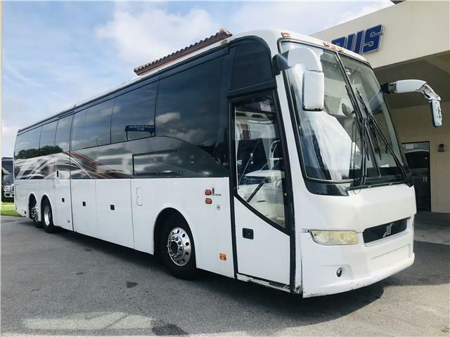 2013 Volvo 9700 Coach