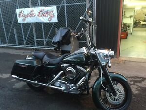 1996 HARLEY FLHR ROAD KING