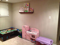 Riverview East in Home Childcare – Experienced with Celiac