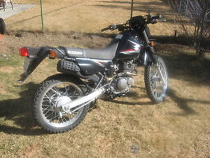 DR200  MOTORCYCLE  2009  762 KM