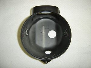 NOS Honda CT90 CT110 Headlight Shell Bucket Black 61301-102-701ZA NIB