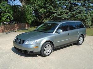 2005 Volkswagen Passat Wagon GLS
