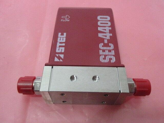 STEC SEC-4400M Mass Flow Controller, MFC, SiH4, 300 SCCM, SEC-4400, 424812