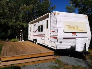 BEAUTIFUL TERRY TRAVEL TRAILER