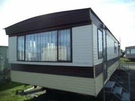 3 bedroom offsite static caravan