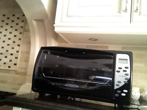 Convection oven/broiler by Black and Decker