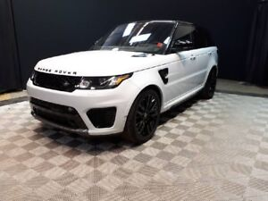 2017 Land Rover Range Rover Sport SVR - 4yr/80000kms manufacture