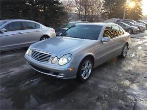 2004 Mercedes E-500 4MATIC, Safety & ETEST for ON or QC INCL.