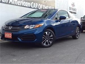 2014 Honda Civic EX $134 Bi-Weekly