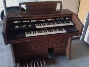 Hammond by Nihon Organ, Ace Tone CX-203, Lesley Speaker $15 Albion Brisbane North East Preview