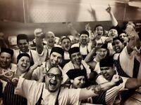 Line Chefs - Jamie's Italian Trattoria, Richmond