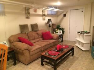 University Lower Level Suite in Character Home