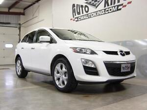 2012 Mazda CX-7 GT  Leather / Roof / All Wheel