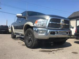 2010 Dodge Ram 3500 Laramie LEATHER ROOF NAV CAMERA HTD 4 SEATS
