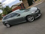 2014 Holden Commodore VF MY14 SS V Sportwagon Redline Grey 6 Speed Sports Automatic Wagon Nailsworth Prospect Area Preview