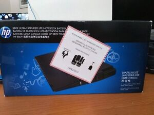 Extended life battery for HP laptops