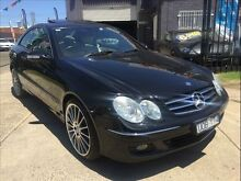 2008 Mercedes-Benz CLK350 C209 07 Upgrade Avantgarde 7 Speed Automatic G-Tronic Coupe Brooklyn Brimbank Area Preview