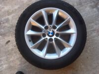 BMW winter wheels & tyres