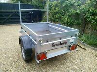 Brenderup trailer 1150s