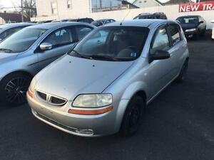 2005 Pontiac Wave - going cheap