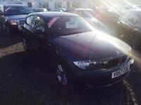 2007 BMW 1 SERIES 118i SE Step Auto
